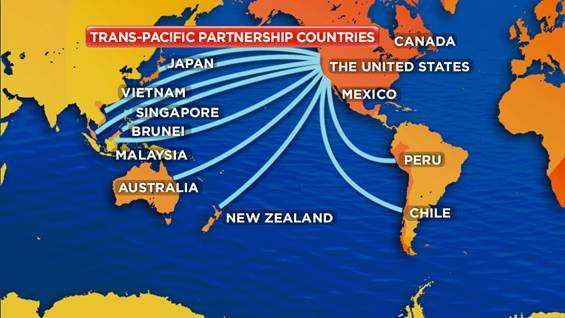 Tpp What Can The Trans Pacific Partnership Negotiations And News